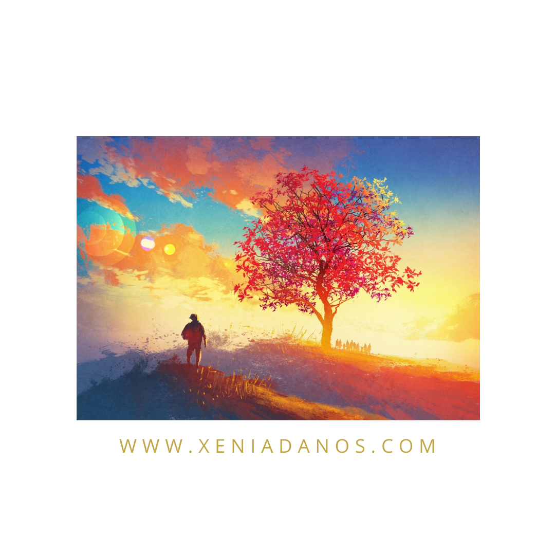 Daily Positivity Exchange with Dr. Xenia Danos #Day 15 – Designing the rest of 2020